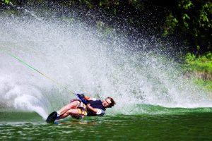Wasserskifahren Hödener See