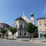 Rosenheim Kirche