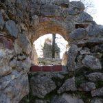 Burgtor/ Ruine