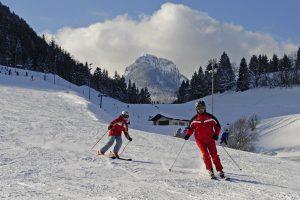Skigebiet Hocheck